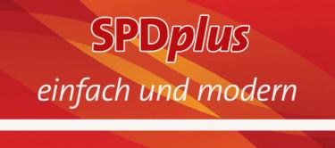 Header SPDplus - einfach und modern
