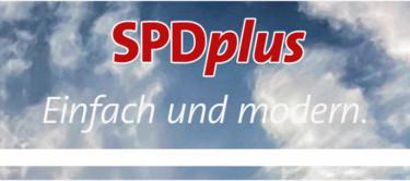 Symbolbild SPDplus blauer Himmel